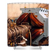 Synchrotron Alignment Magnet Shower Curtain