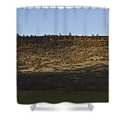 Table Rock Panorama Shower Curtain