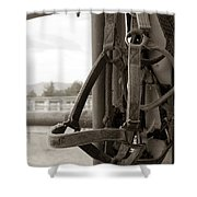 Tack Shower Curtain