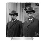Taft & Butler, 1922 Shower Curtain