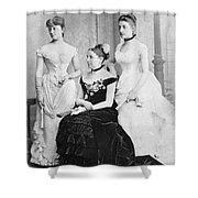 Taft Family, 1884 Shower Curtain