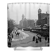 Taft Inauguration, 1909 Shower Curtain