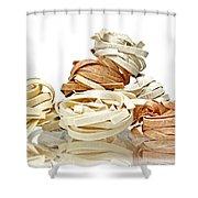 Tagliatelle Shower Curtain