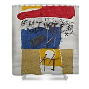 Take Shower Curtain by Cliff Spohn