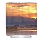 Taking In The View Shower Curtain