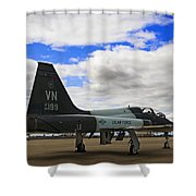 Talon Time-out II Shower Curtain