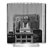 Tampa Courthouse 1905 Shower Curtain