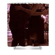 Tango Barcelona Shower Curtain