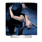 Tango Night  Shower Curtain