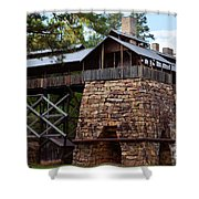 Tannehill Furnaces 2012 Shower Curtain