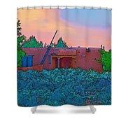 Taos Casita II Shower Curtain