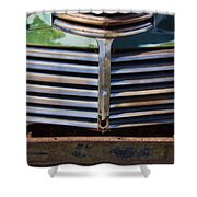 Taos Truck 1 Shower Curtain