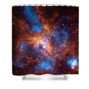 Tarantula Nebula 30 Doradus Shower Curtain