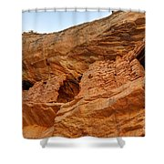 Target - Bulls Eye Anasazi Indian Ruins Shower Curtain