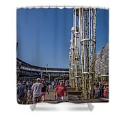 Target Plaza Shower Curtain