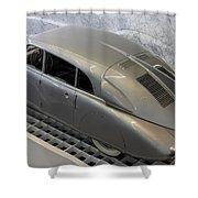 Tatra T 87 Shower Curtain