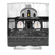 Temple At India Shower Curtain