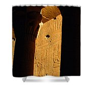 Temple Of Philea Egypt Shower Curtain