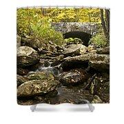 Tennessee Stone Bridge 6062 Shower Curtain