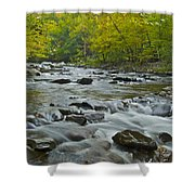 Tennessee Stream 6031 Shower Curtain