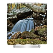 Tennessee Waterfall 5962 Shower Curtain