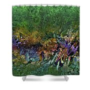 Teri Meri - Envy Shower Curtain