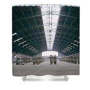 Terracotta Warrior Army In Xian In China Shower Curtain