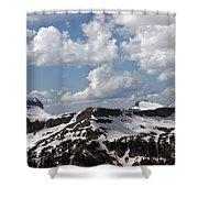 Teton Range Shower Curtain