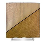 Textures. Beige. Shower Curtain