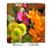 That Fall Feeling Shower Curtain