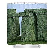 The Ancient Ruins Of Stonehenge Shower Curtain