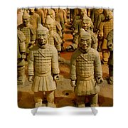 The Army Of The Afterlife Shower Curtain