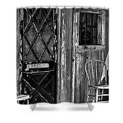 The Assay Office Shower Curtain