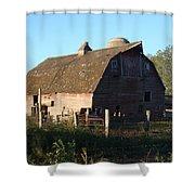 The Barn Iv Shower Curtain