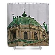 The Basillica 6791 Shower Curtain