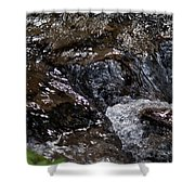 The Beauty Of Movement Shower Curtain