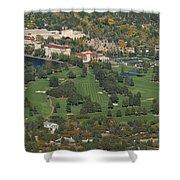 The Broadmoor Shower Curtain
