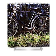 The Burren, County Clare, Ireland Shower Curtain
