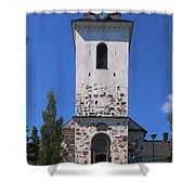 The Church Of Kuopio Shower Curtain