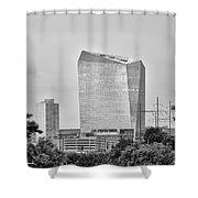 The Cira Center - Philadelphia Shower Curtain