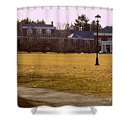 The Circle Shower Curtain