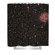 The Cocoon Nebula Shower Curtain