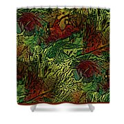 The Colors Of Fall Shower Curtain