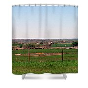 The Country Shower Curtain