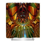The Demon Mother Lair Fx  Shower Curtain