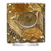The Dome Of Hagia Sophia Shower Curtain
