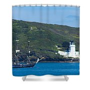 The Earl Of Pembroke Shower Curtain