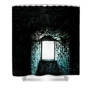 The Escape Shower Curtain