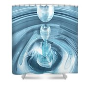 The Essence Of Life Shower Curtain