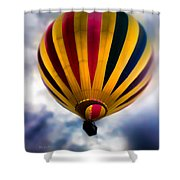 The Floating Dream Shower Curtain